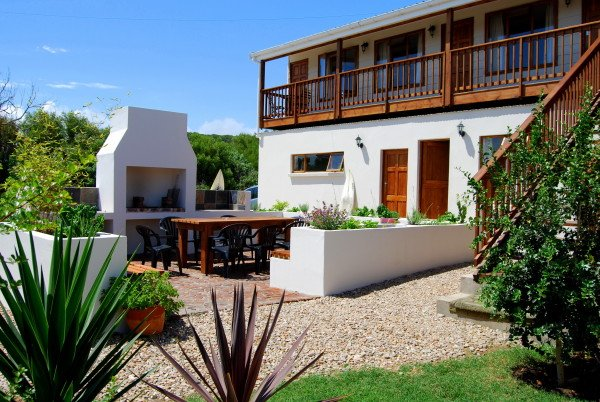 Little Brak Beach House Accommodation in Little Brak River near Mossel ...